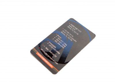 AV Group Press Business Card