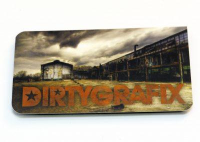 Dirtygrafix Business Card