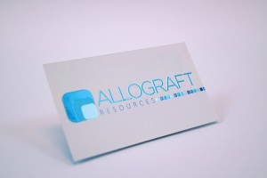Allocraft Business Card