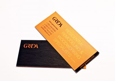 Grada Business Card