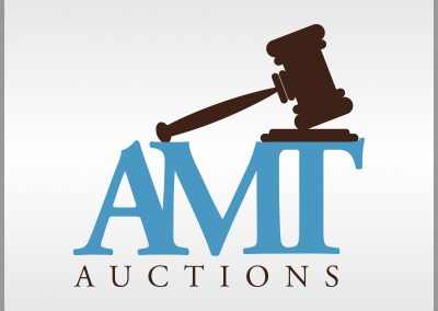 AMT Auctions Logo