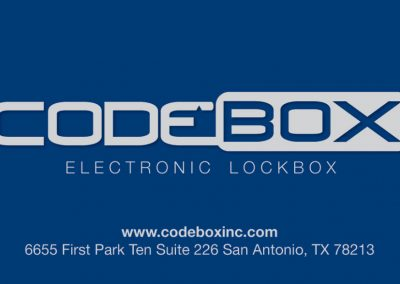 Code Box Business Card