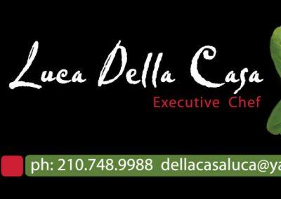 Luca Della Casa Business Card