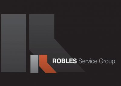 K Robles Service Group Logo