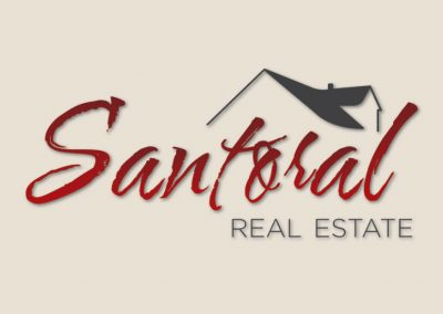 Santoral Real Estate Logo