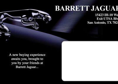 Barrett Jaguar Mailer