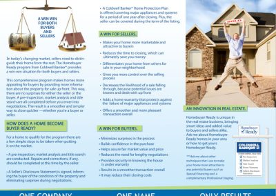 Coldwell Banker Brochure