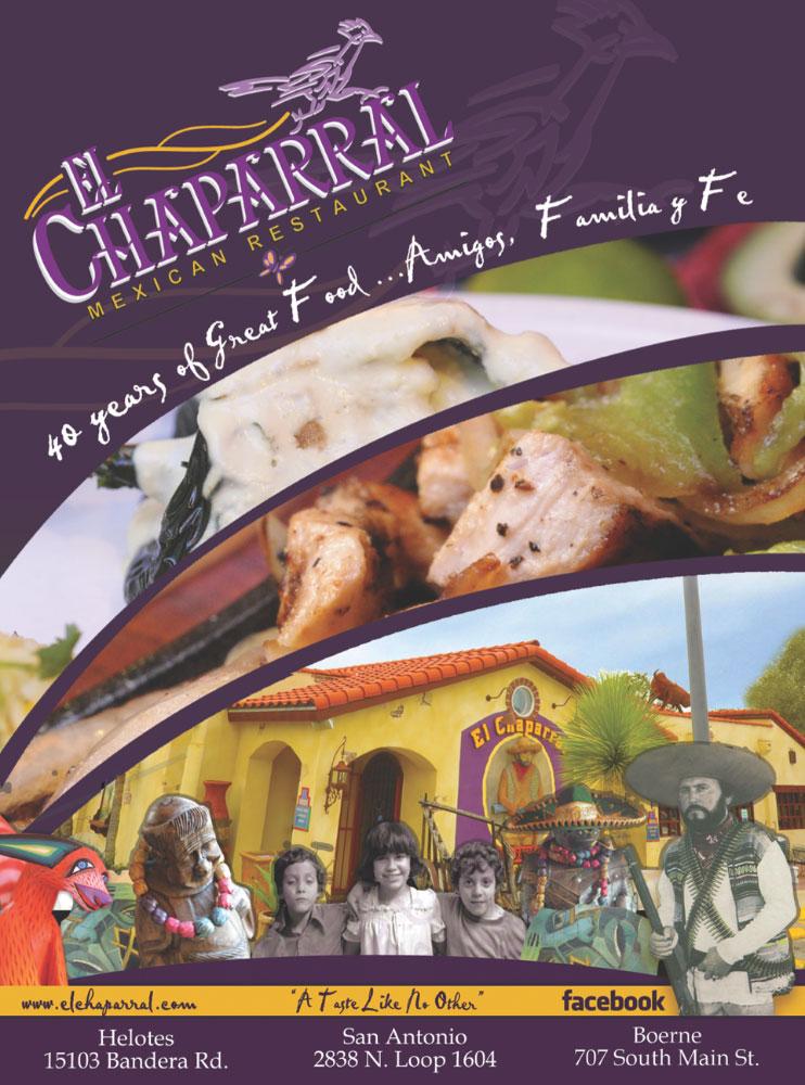 El Chaparral Flyer