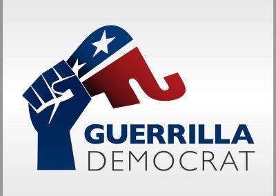 guerrilla democrat logo