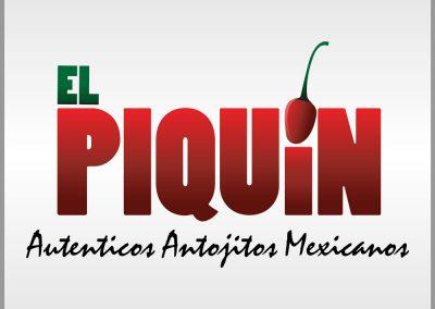 el piquin logo