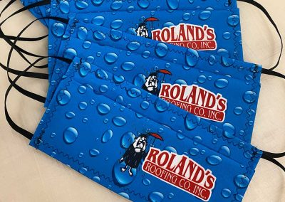 roland roofing facemask