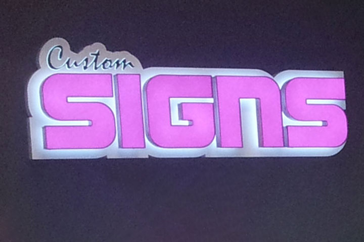 Channel-letter-signs