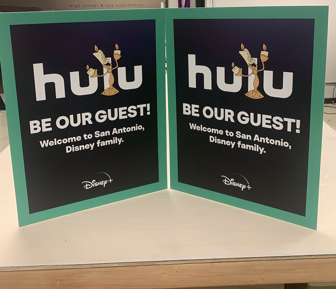 hulu-table-posters