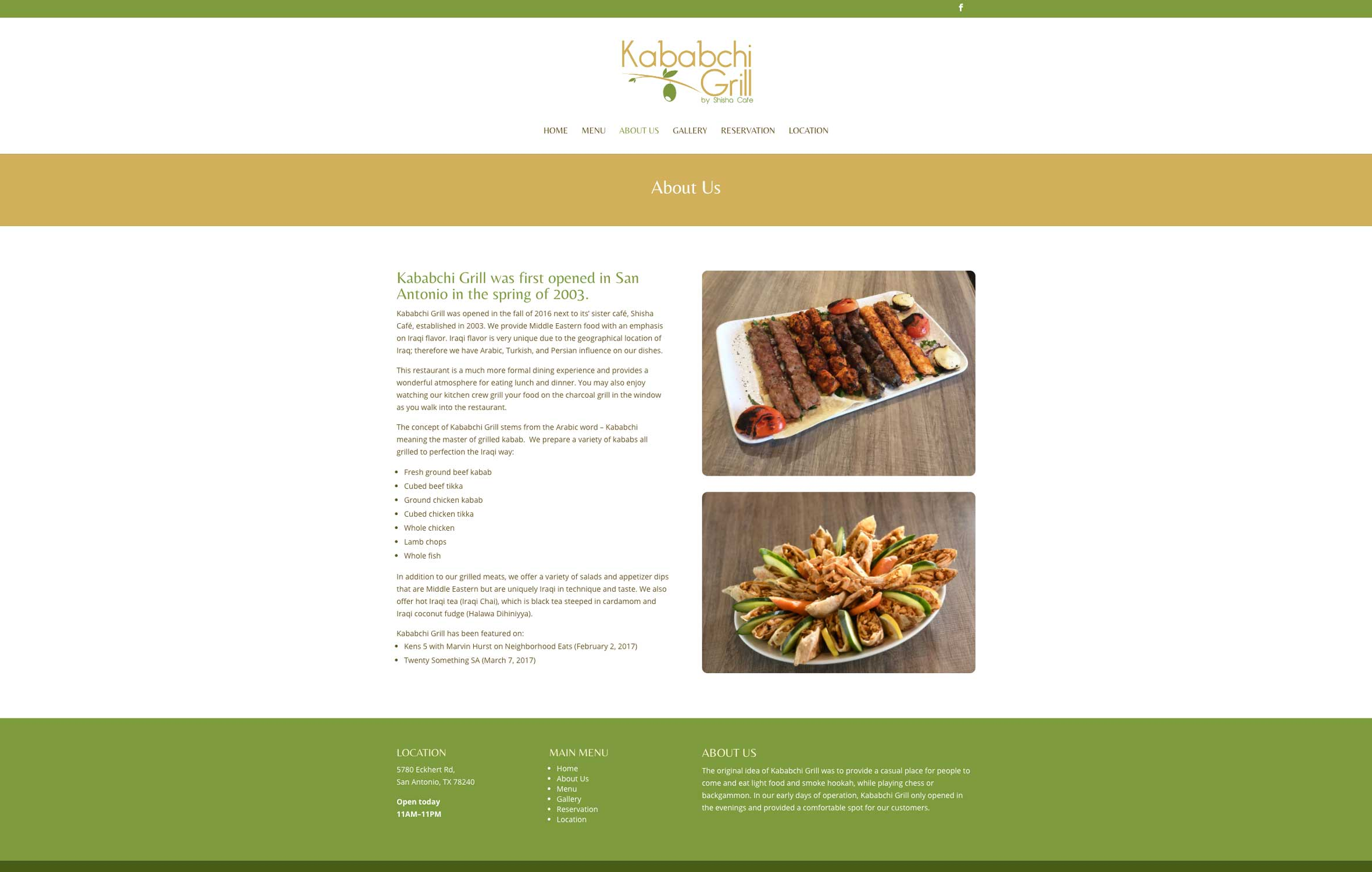 kababchi-grill-about-us-webpage