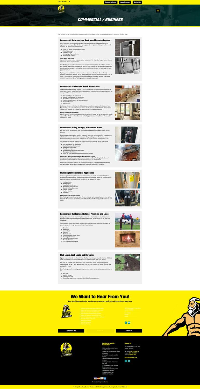 zeus-plumbing-services-webpage